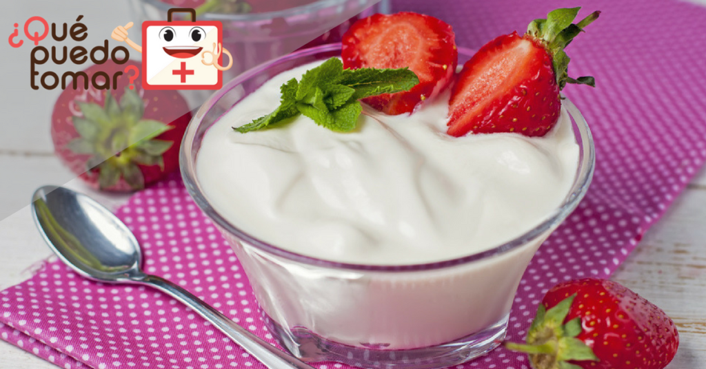 Beneficios del yogurt