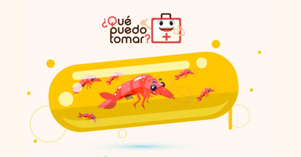 Propiedades de aceite de krill