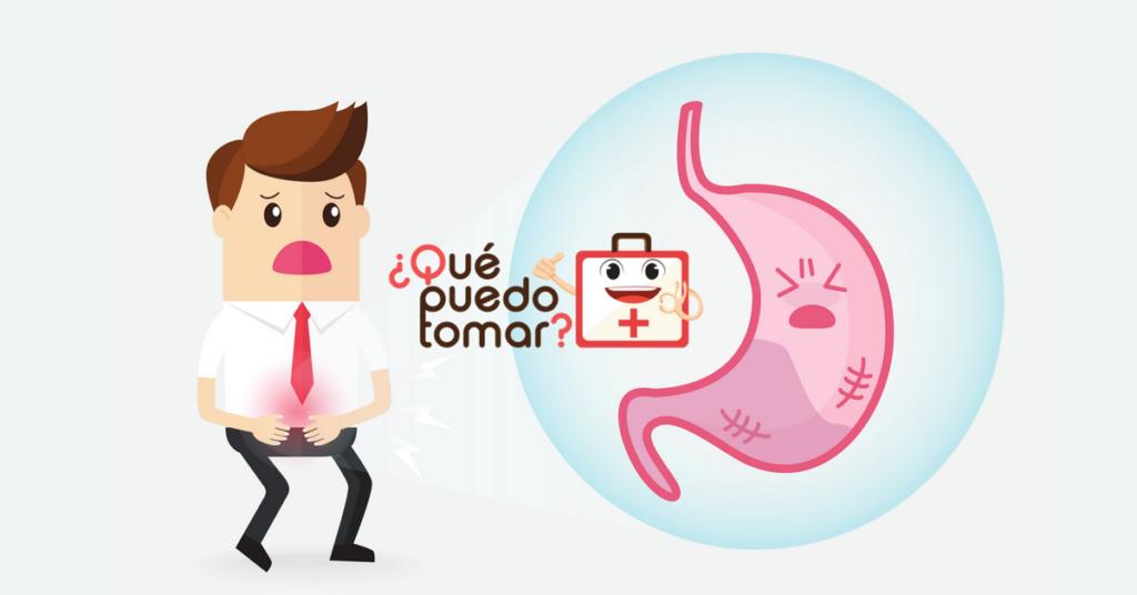 Tratamiento para úlcera gástrica