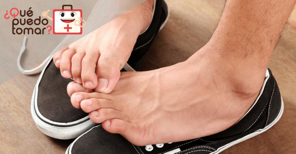 Remedios para hongos en los pies