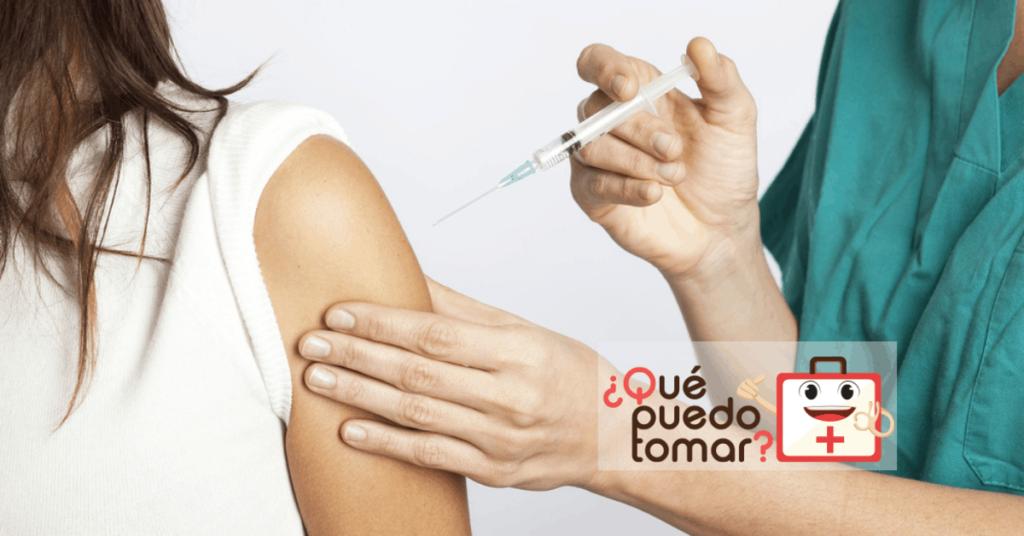 Aplicacion de vacuna