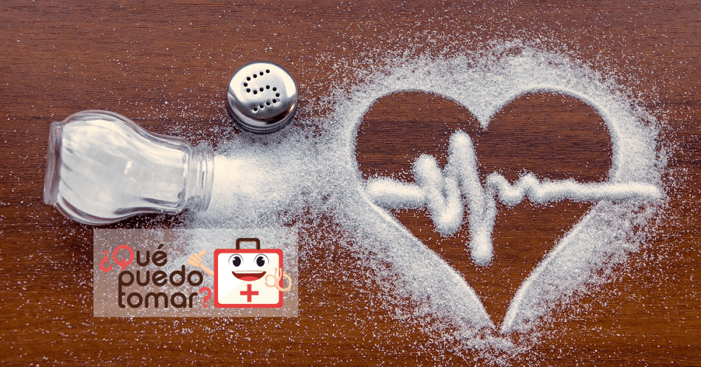 Reduce el consumo de sal