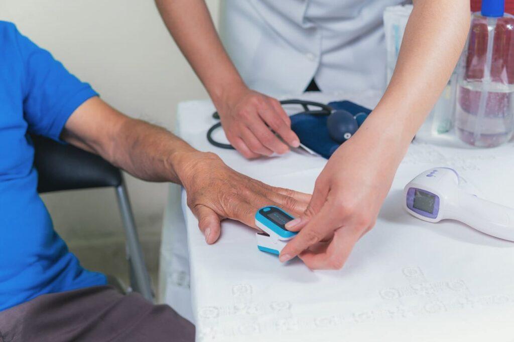 Enfermedades respiratorias en personas mayores