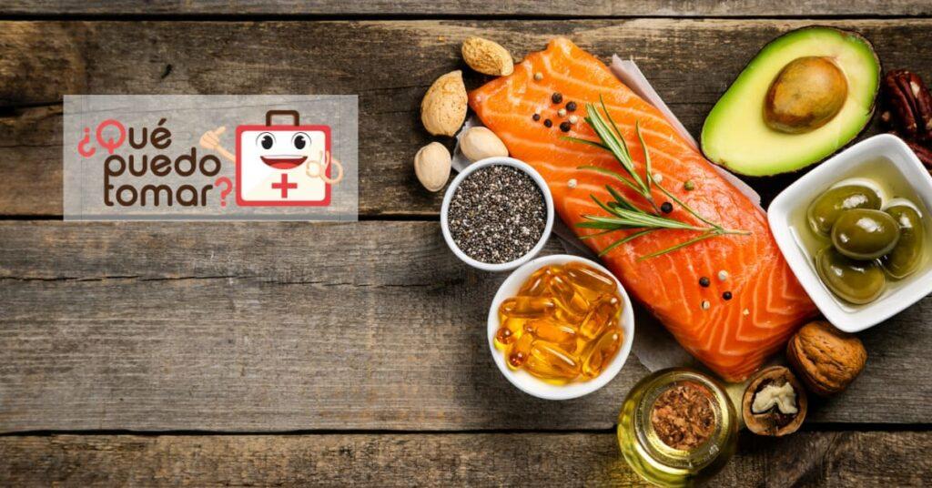 Grasas saludables: aceite de canola, aceite de cacahuate, aceite de girasol, nueces, sardinas y semillas de chía.