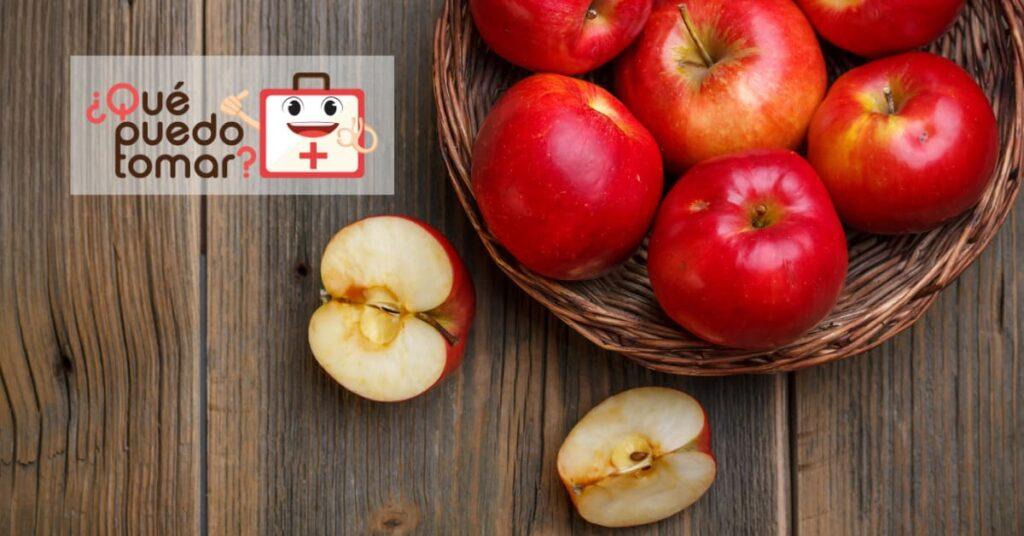 La manzana regula el tránsito intestinal, conciliar el sueño y ayuda a la salud de los dientes.