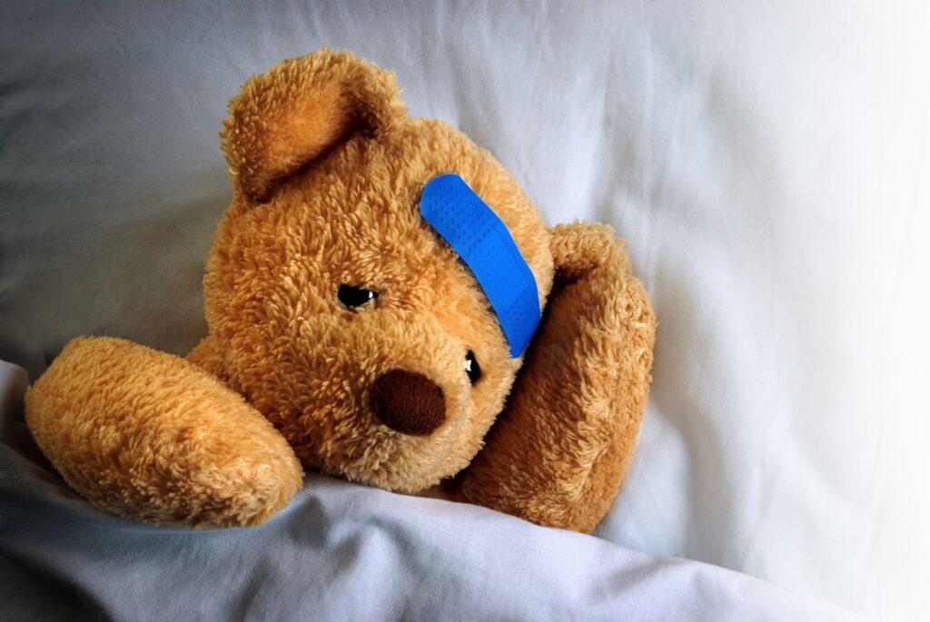 Señales de un sistema inmune débil en niños