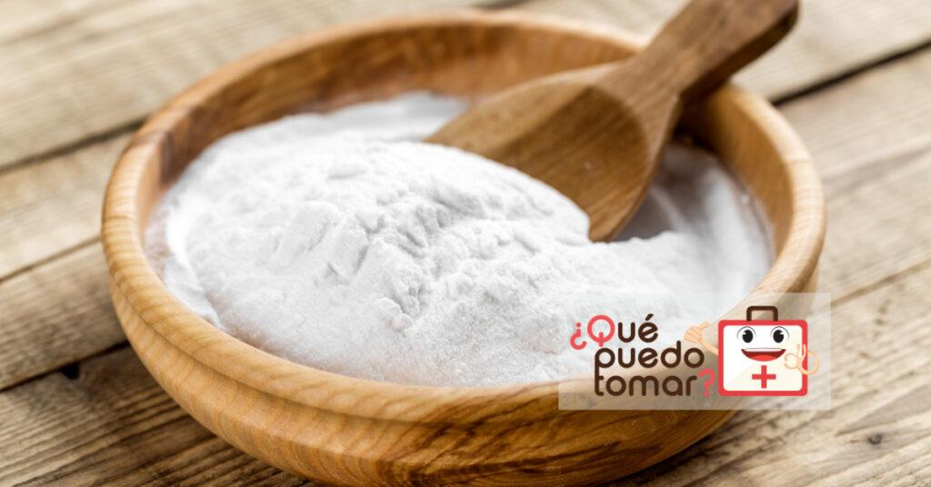 El bicarbonato de sodio sirve para tratar la acidez estomacal e indigestión ácida