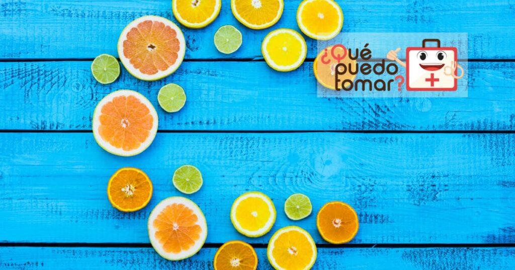 Tres frutas con más vitamina C