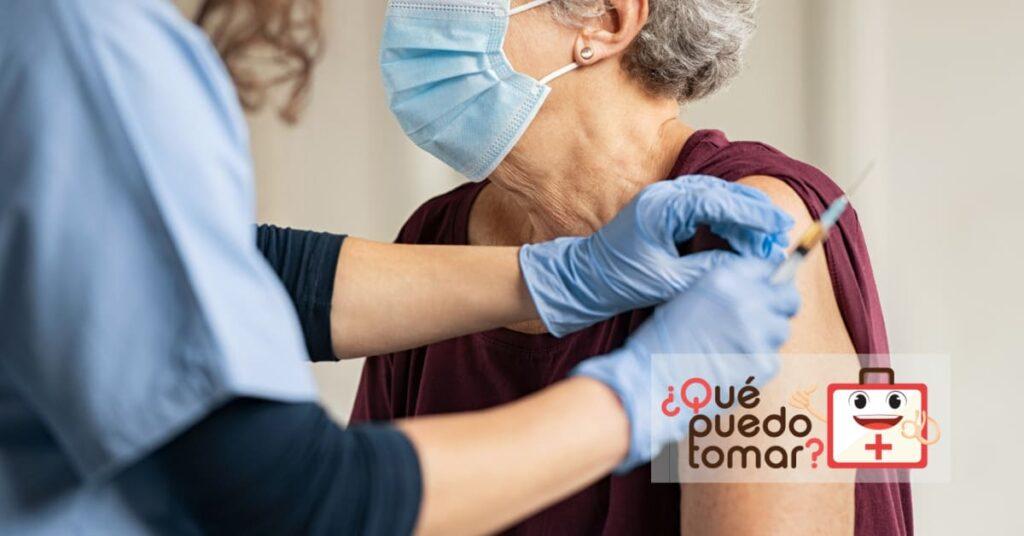 Aplicación vacuna contra el covid-19