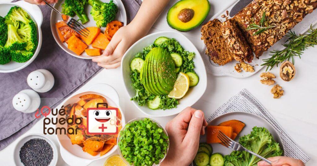 Consumir alimentos ricos en fibra