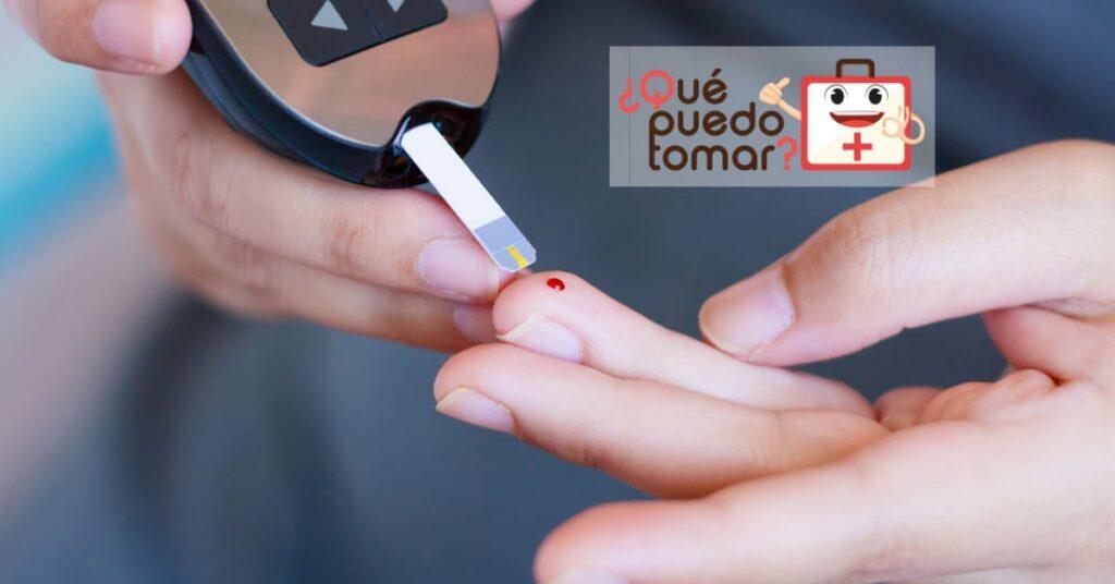 Uso del glucómetro para controlar los niveles de azúcar en la sangre