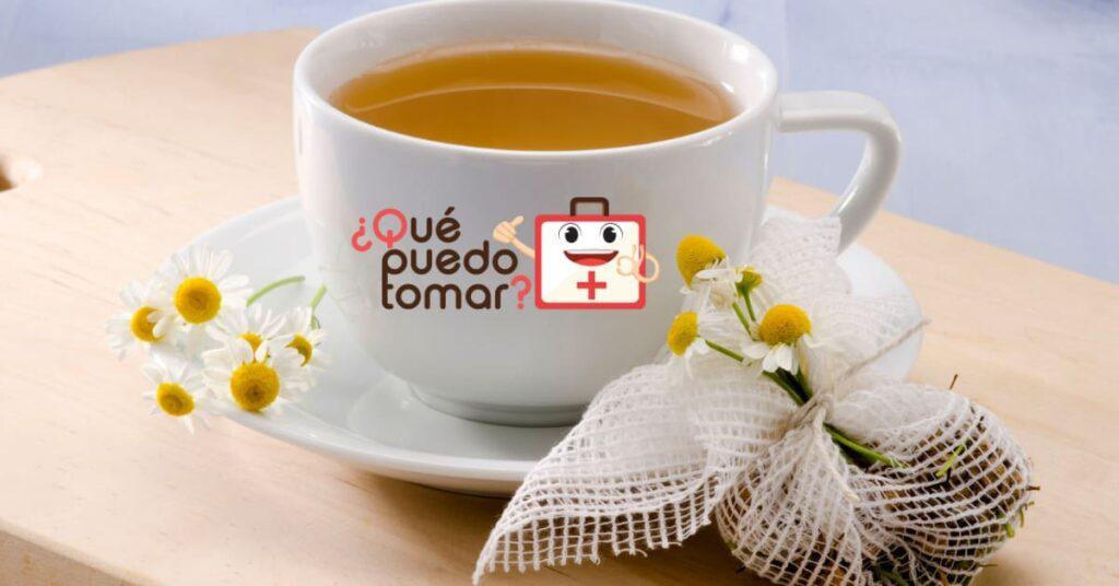 ¿Cómo preparar un té de manzanilla?