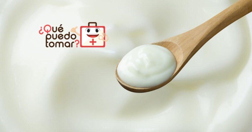 Probióticos naturales en el yogurt