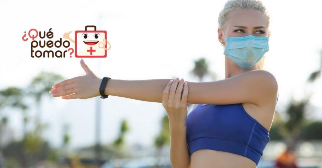 El calentamiento previo a la actividad física reduce el riesgo de lesiones