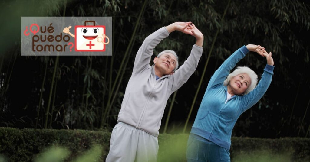 El ejercicio en adultos mayores reduce la pérdida de densidad ósea